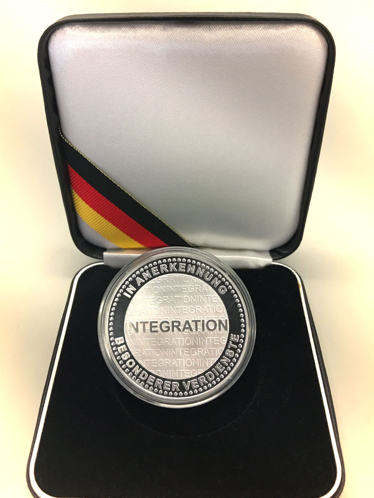 Medalien_Front